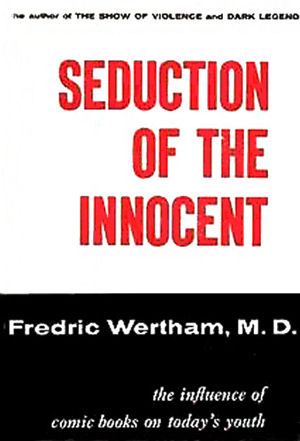 """Figure 5 – Cover of """"Seduction"""" First US edition"""