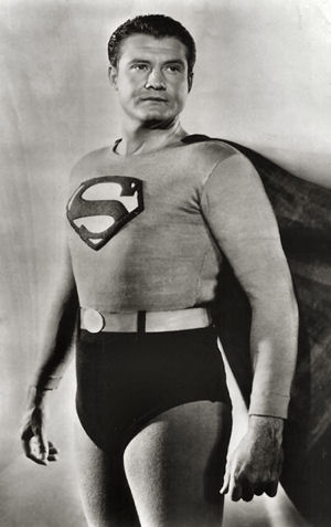 Figure 6 – George Reeves as Superman