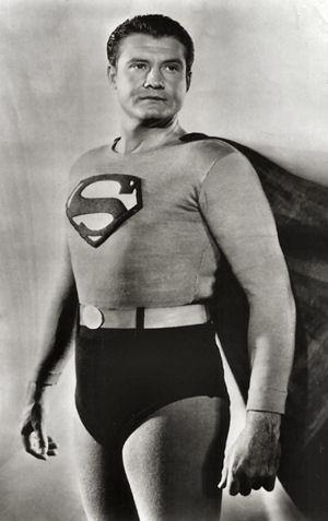 Figure 6 – George Reeves as Superman