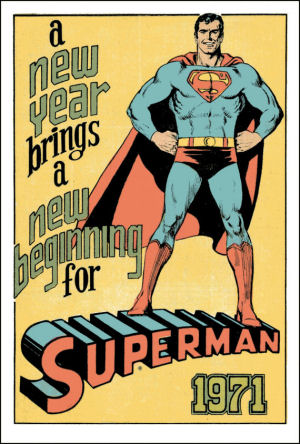 Figure 9 - Curt Swan Superman (1971)