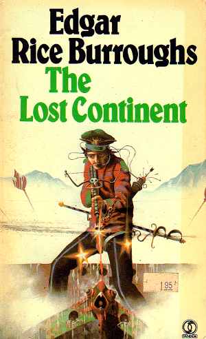 RG Cameron Nov 21 Illo #1 'The Lost Continent'