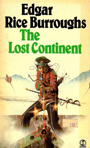 RG Cameron Nov 21 Illo #1 'The Lost Continent'