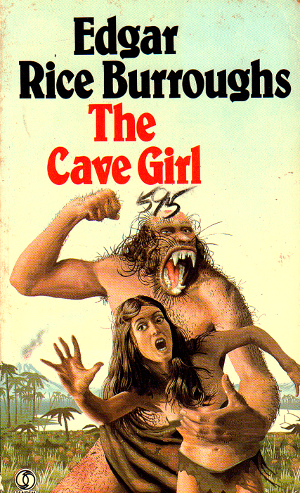 RG Cameron Nov 21 Illo #2 'The Cave Girl'