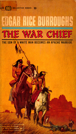 RG Cameron Nov 21 Illo #3 'The War Chief'