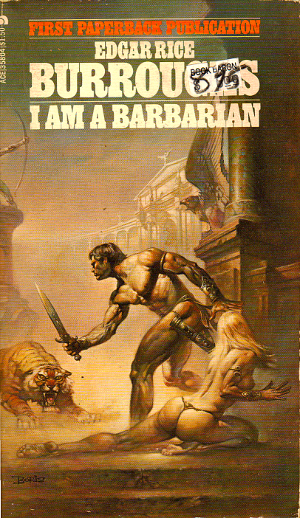 RG Cameron Nov 21 Illo #4 'I am a Barbarian'