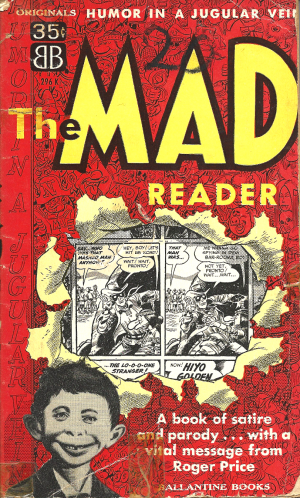 RG Cameron Nov 7 Illo #1 'Mad Reader'