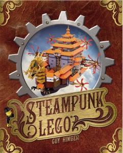Steampunk LEGO cover