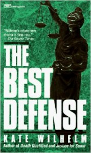 The Best Defense by Kate Wilhelm
