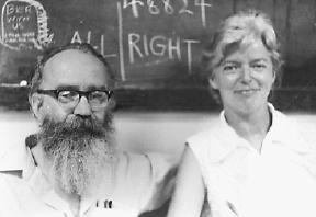 Damon Knight and Kate Wilhelm