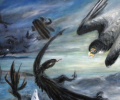 Asni's Art Blog: The Painting of Earthsea (part 4)