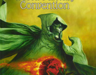 The Artful Collector: The World Fantasy Convention 2014
