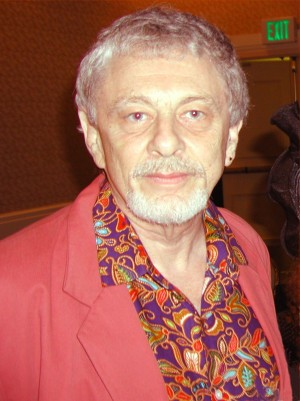 For Shame:  This man is not yet a SFWA Grand Master!