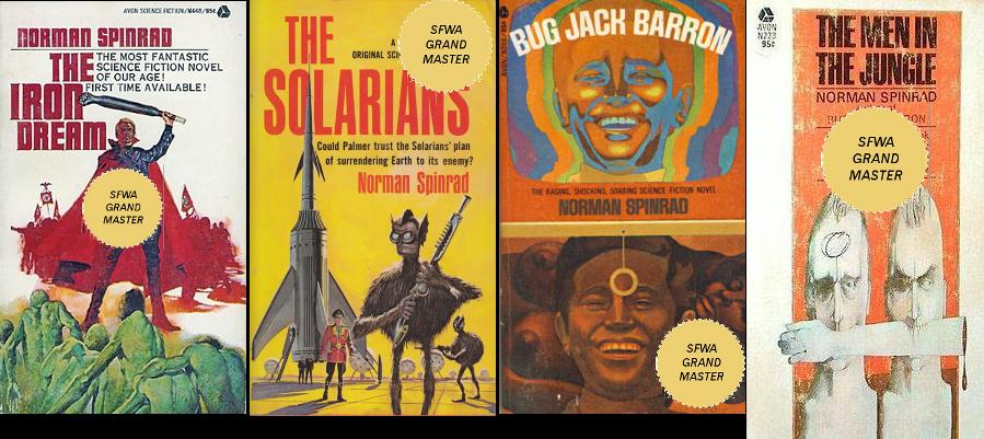 spinrad books