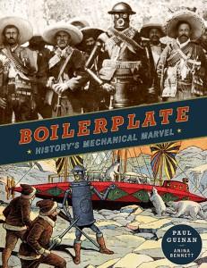 Boilerplate - History's Mechanical Marvel cover