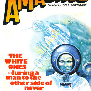 Figure 1- Amazing Nov 79 Cover by Elinor Mavor