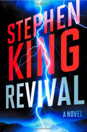Figure 2 - Stephen King Revival Cover