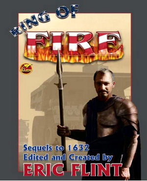 Figure 3 - Ring of Fire Cover by Dru Blair