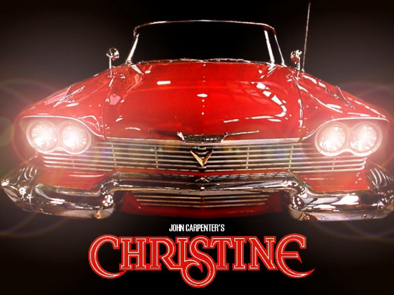 Figure 4 - Christine Movie Poster