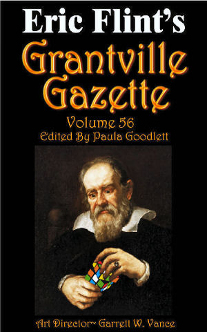 Figure 4 - Grantville Gazette 56 Cover