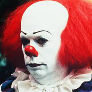 Figure 5 - Tim Curry as Pennywise the Clown