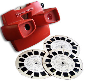 Figure 7 - View-Master (photo by Asim Bijerani)
