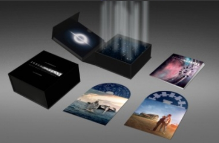 Interstellar Illuminated soundtrack Box