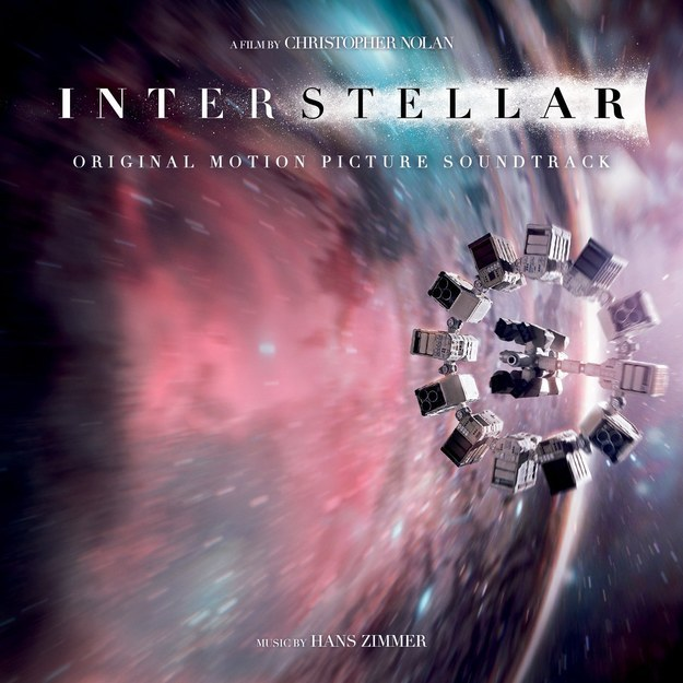 Interstellar OST, single disc edition