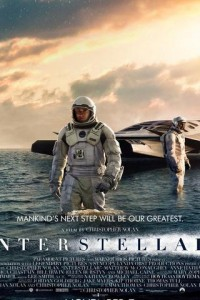 Interstellar poster, water planet FI