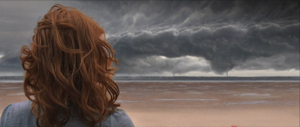 Jessica Chastain in the Terrence Malick influenced Take Shelter