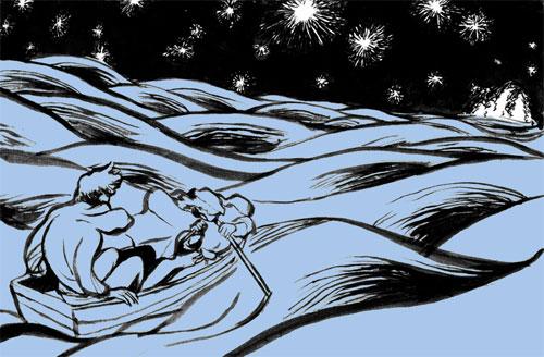 earthsea illustration