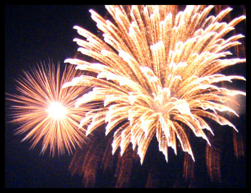 New Years Eve Fireworks