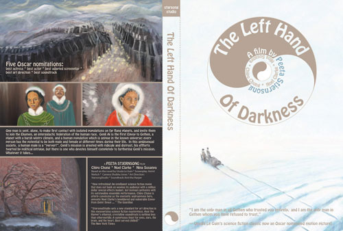 The Left Hand of Darkness illustration