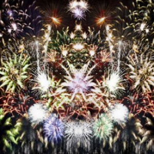 Asni's Art Blog: Fireworks