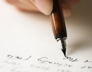 Writing in Your Own Hand