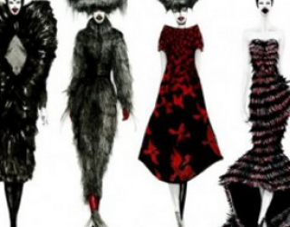 Haunted Holiday Gift Guide: Dark Fashion Edition