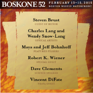 A Collection of Boskone's Mini Interviews from Across the SF/F Industry