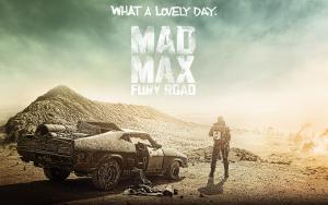 F1 mad max