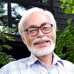 Figure 1 - Hayao Miyazaki