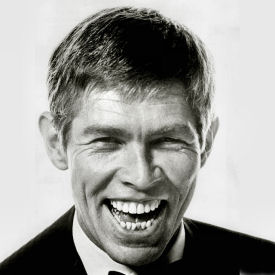 Figure 1 – James Coburn