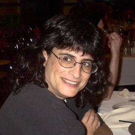 Figure 1 – Lisa Goldstein