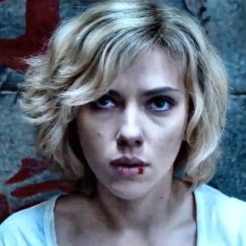 Figure 1 - Scarlett Johansson as Lucy