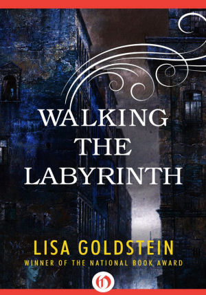 Figure 2 - Walking The Labyrinth Kindle cover