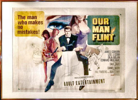 Figure 3 - Adult Flint Poster