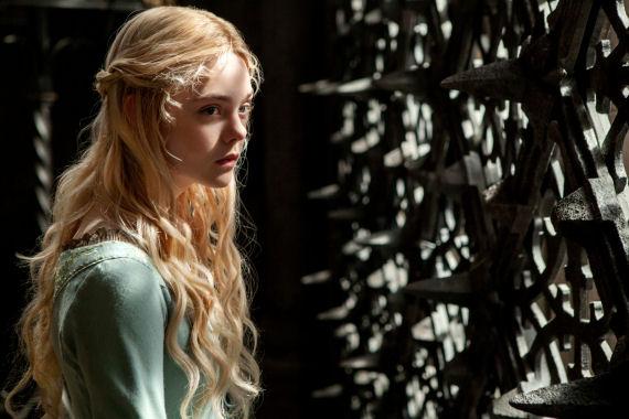 Figure 6 - Elle Fanning as Aurora