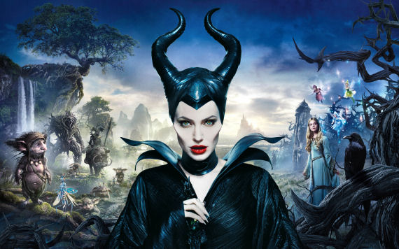 Figure 7 - Maleficent as Disney's character
