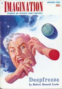 Imagination cover January 1953