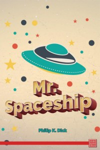 Mr Spaceship cover