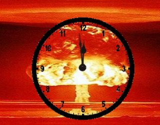 The Atomic Hugo Clock Approaches Midnight