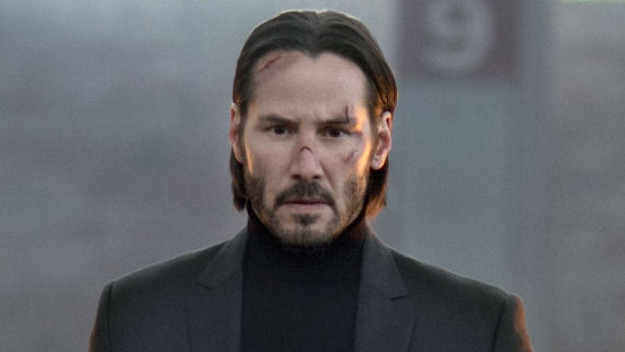 Figure 2 - Keanu Reeves as John Wick