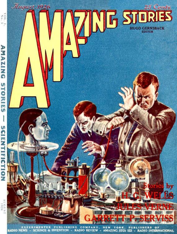 Figure 3 - Amazing Stories Vol 01 No 05 Cover